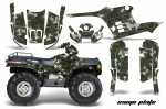 Polaris Sportsman 500 Graphics Kit 1995-2004