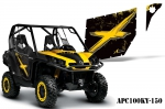 Can-Am Commander Side x Side Graphic Kit for Pro Armor Doors