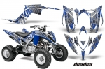 Yamaha Raptor 700 Graphics Kit 2013