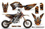 KTM SX 50 Adventurer,Jr,Sr 2009-2015 Graphics Kit