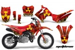 Honda CRF 110F Graphic Kits 2013-2015