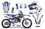 Yamaha WR250z Graphics Kit 1991-1993