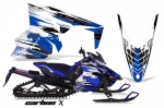 Yamaha Viper SR/SRT Snowmobile Graphics Kit