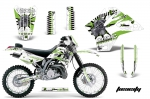 Kawasaki KDX200 1995-2006 - KDX220 1997-2005 Graphics Kit