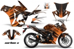 Honda CBR 250R Sport Bike Graphics Kit 2010-2013
