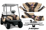 Club Car Golf Cart Precedent i2 2008-2013 Graphics Kit
