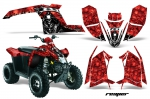 Polaris Scrambler 2010-2012 Graphics Kit