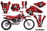 Honda XR80 XR100 Graphic Kits 2001-2003