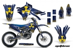 Yamaha YZ250F/YZ450F 2014-2017 Graphics Kit