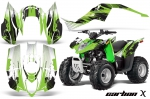 Arctic Cat DVX 50/90 Graphics Kit 2008-2014