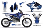 Yamaha YZ125 YZ250 Graphics Kit 2002-2014 - Fits UFO Plastics Only