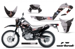 Yamaha XT250X 2006-2013 Graphics Kit