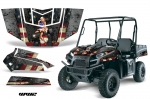 Polaris Ranger 500 570 EFI & EV Electric 2009-2015 Graphics Kit