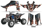 Yamaha YFZ 450R/SE Graphics Kit 2014+
