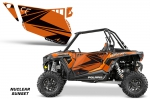 Polaris RZR 1000 XP / RZR 900S 2 Door Graphics Kit