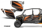 Polaris RZR 1000 XP 4 Door Graphics Kit