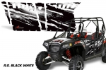 Polaris RZR 800 4 Door Graphics Kit