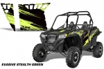 Polaris RZR 900 2 Door Graphics Kit