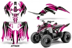 Yamaha Raptor 90 2009-2015 Graphics Kit