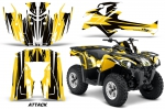 Can-Am Outlander 450 570 L Max-L DPS 2014-2018 Graphics Kit