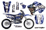 Yamaha YZ125 YZ250 2 Stroke 1996-2001 Graphics Kit
