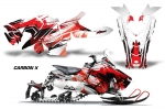 Polaris Axys Rush Pro S/Switchback Pro S/Switchback Adventure 2015-2016 Graphics Kit