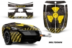 Can-Am BRP Spyder Freedom Trailer Graphics Kit