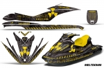 Sea Doo GTI Sitdown 2006-2010 Jet Ski Graphics Kit