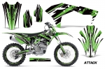 Kawasaki KX250F 2017-2018 Graphics Kit