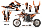 KTM SX 65 2016-2018 Graphics Kit