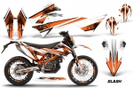 KTM Adventurer 690 Enduro/Enduro R 2012-2018 Graphics Kit