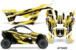Can-Am BRP Maverick X3/X DS/ X RS 2016-2017 Graphics Kit