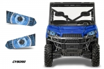 Polaris Ranger 570-900 2013-2016 Head Light Eye Graphics