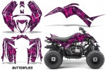Yamaha Raptor 90 2016-2018 Graphics Kit