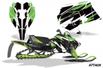 Arctic Cat ZR 6000 R SX 2018+ Graphics Kit