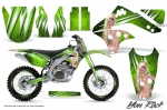 Kawasaki MX Graphics Kit