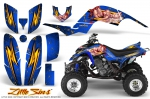 Yamaha Raptor 660 Graphics Kit
