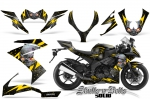Kawasaki ZX10 Ninja Graphics Kit 2008 - 2009