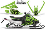 Silver Star Arctic Cat F Series Graphics Kit