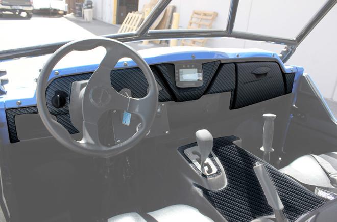 Kawasaki Teryx 800 Dashboard Graphics