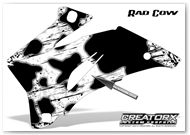 Rad Cow White