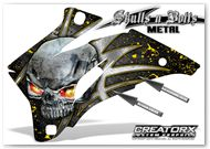 Skulls n Bolts Metal