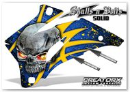 Skulls n Bolts Solid