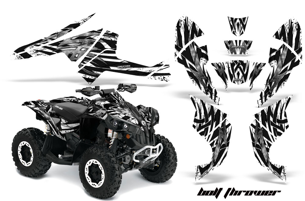 CAN-AM OUTLANDER XMR 500 650 800R GRAPHICS KIT DECALS STICKERS BTY