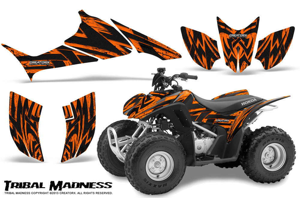 YAMAHA GRIZZLY 700 550 GRAPHICS KIT CREATORX DECALS STICKERS BTRB