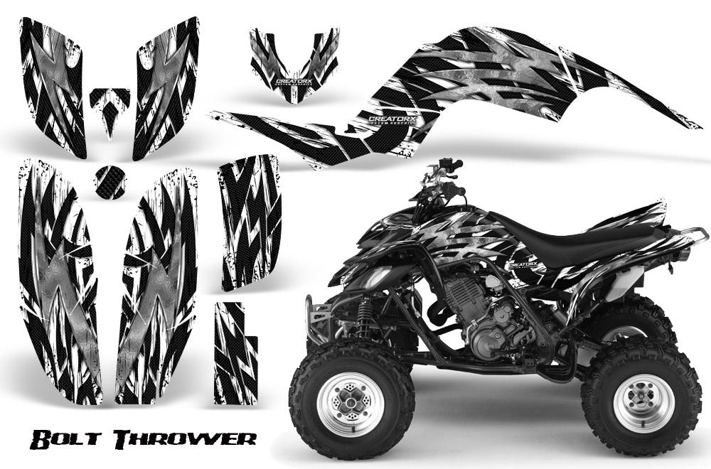 Yamaha Raptor 660 Graphics Kit Decals Stickers BTW