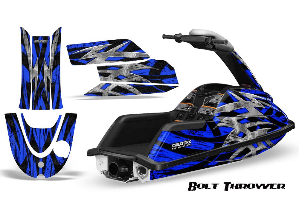 Yamaha Superjet Jet Ski Creatorx Graphics Kit Jetski