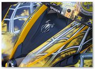 Can-Am Renegade CreatorX Graphics SpiderX Yellow 002