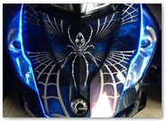 Can-Am Spyder Hood Graphics by CreatorX SpiderX Design