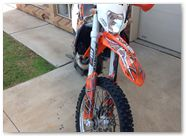 KTM MX CreatorX Graphics SpiderX Orange 01